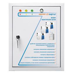 Блок контроля сети Энергия БКС 3х30 / Е0101-0143